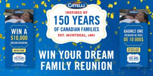 Catelli 150 Ads Feature