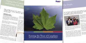 Sears CSR Report
